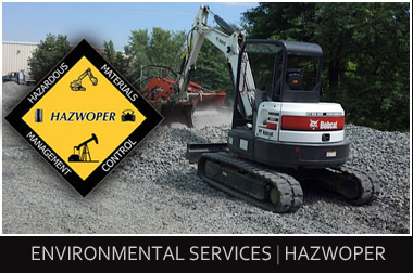Environmental Services Hazwoper Certified