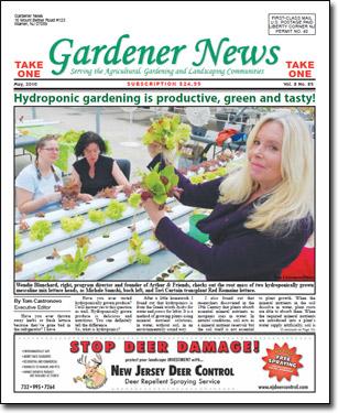 May 2010 Gardener News