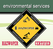 Environmental (HAZWOPER) Cleanup Services